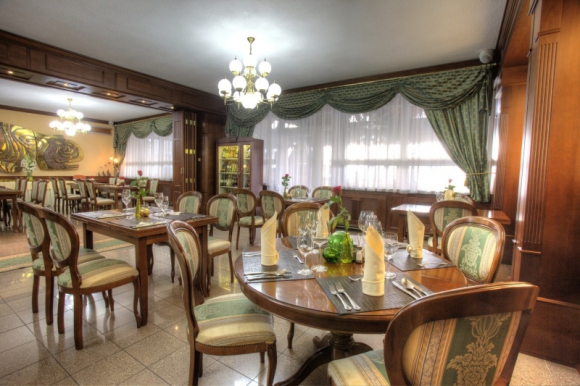 Grand Boutique Hotel Sergijo - restaurace