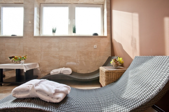 Grand Boutique Hotel Sergijo - wellness