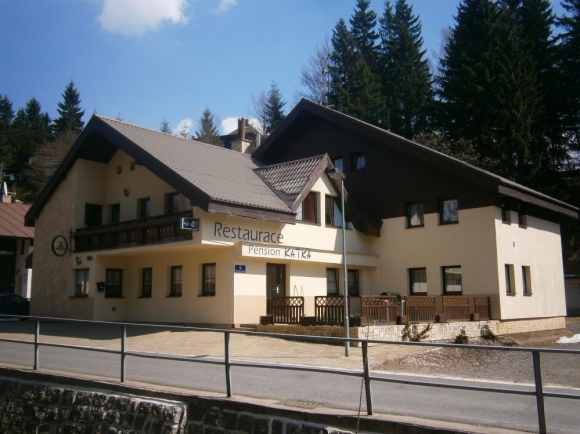Pension Katka Harrachov