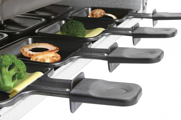 Montiss Multi Plate Grill a Raclette