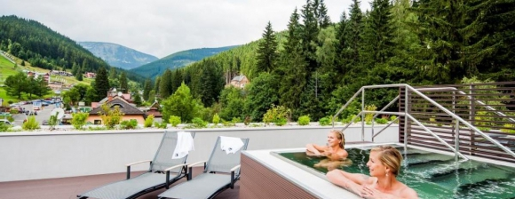 PECR Apartments hotel**** - wellness