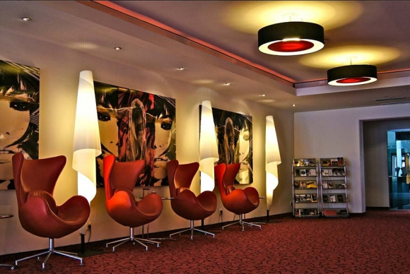 Best Western Plus Amedia Art Hotel**** - hala