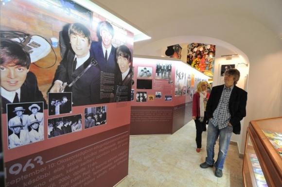 Muzeum Beatles
