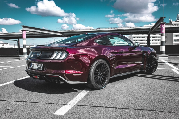 Ford Mustang 5.0 GT 2019