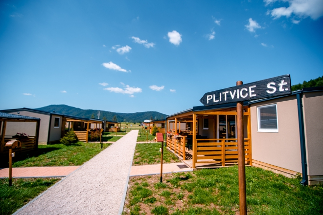 Big Bear camping resort Plitvice